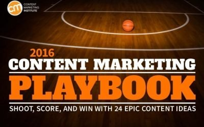 A cool content marketing overview to help you get things started